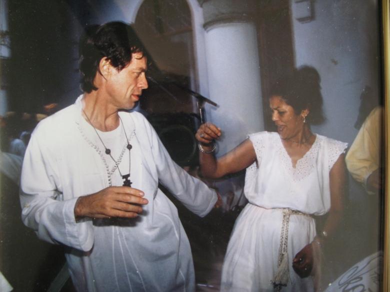 Mick:Khadija: 1989